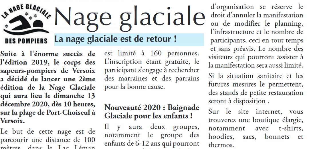 Versoix Région septembre 2020